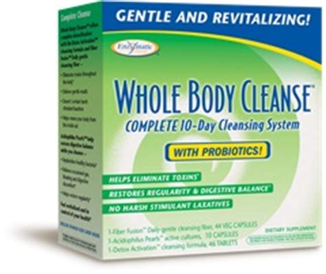 Whole Detox System by Whole Cleanse Cleansing System 2 Week
