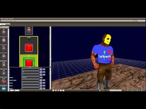 tutorial online maker cyberix3d free online 3d game maker tutorial 4