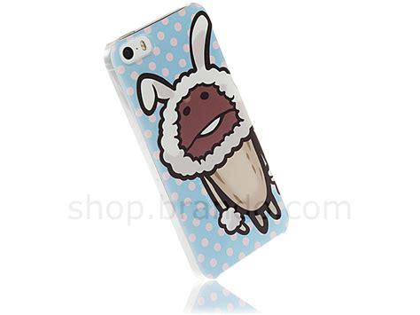 Casing Iphone 5 Bunny iphone 5 5s nameko glowing bunny nameko back