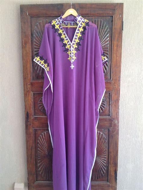 Fuschia Aisha Kaftan caftan kaftan tunic dress maternity dress