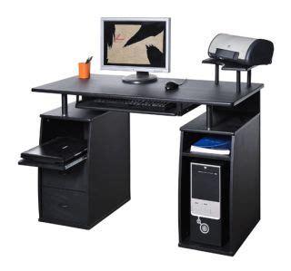 computer work station similar to fredde desk only on