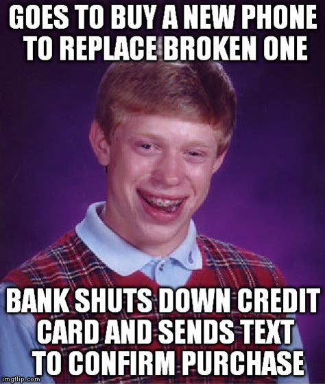 Broken Phone Meme - happened to me the other day on vacation 3 000 miles from