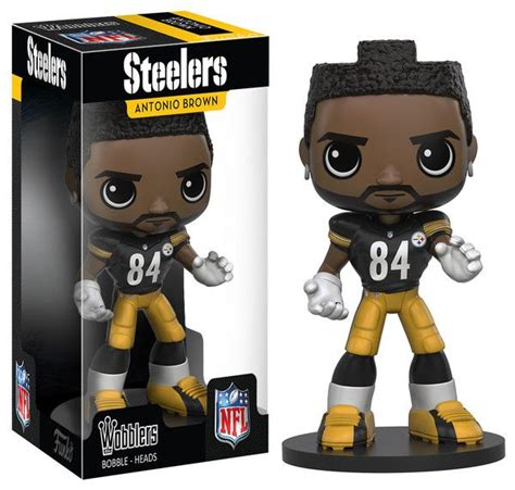 Mainam Figure Totoro Smile Bobble Wobbler Wobblers Nfl Antonio Brown Bobble By Funko Kirin