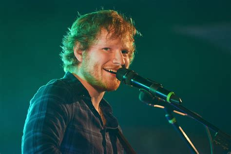 biography ed sheeran in english where is ed sheeran from popsugar celebrity