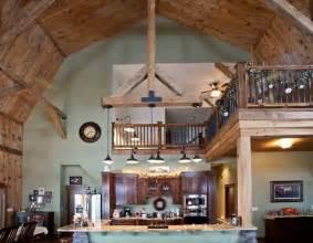 barn interior barn house