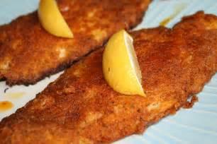 pan fried fish gluten egg free tessa the domestic diva