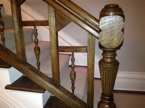 how to refinish wood banister 100 how to refinish a banister it u0027s always something before and after