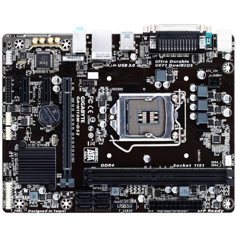 Harga Murah Gigabyte Ga H110m Ds2 Socket 1151 gigabyte ga h110m ds2 carte m 232 re gigabyte sur ldlc
