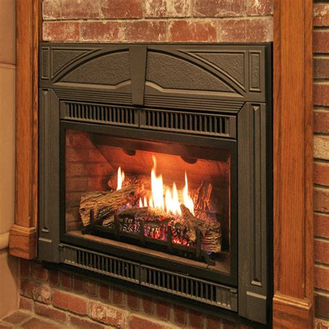 cost to install gas fireplace insert gas fireplace insert in showroom
