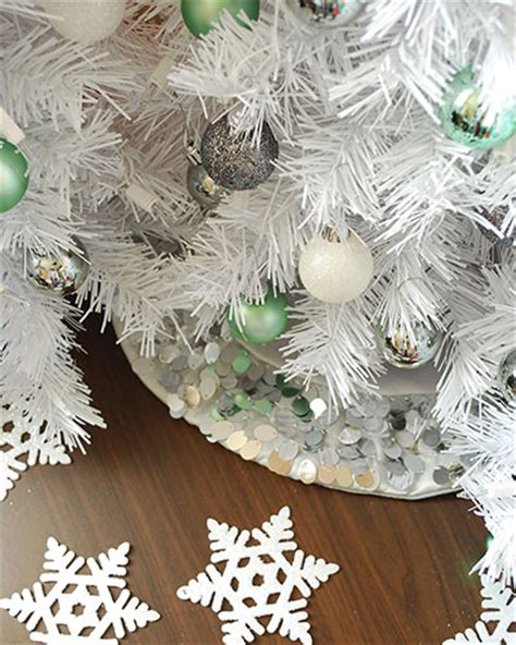 white fluffy christmas trees white table top tree homesfeed