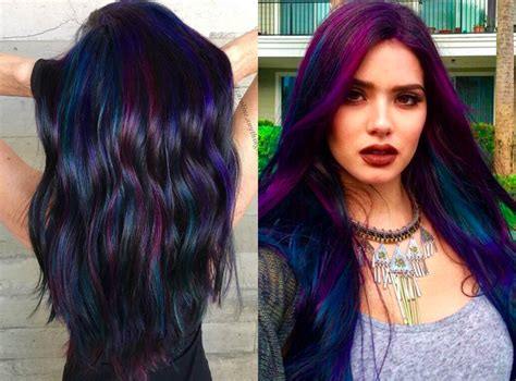admiring brunettes slick hair colors 2017 hairdrome