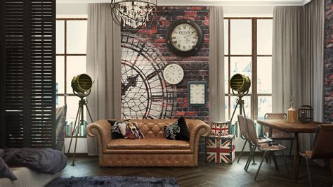 vintage appartments decor vintage studio apartment design vintage studio