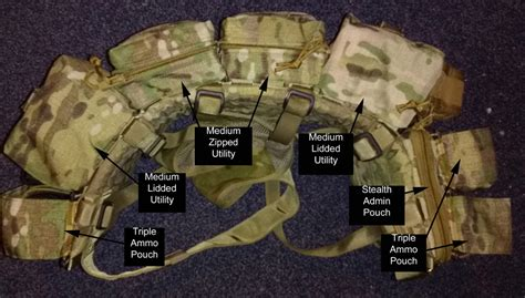 best molle belt tactical molle belt utility ammo and stealth