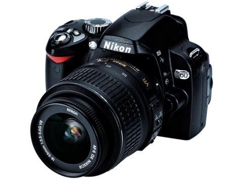Kamera Canon D60 Nikon D60 Digitale Spiegelreflexkamera Im Test Audio Foto Bild