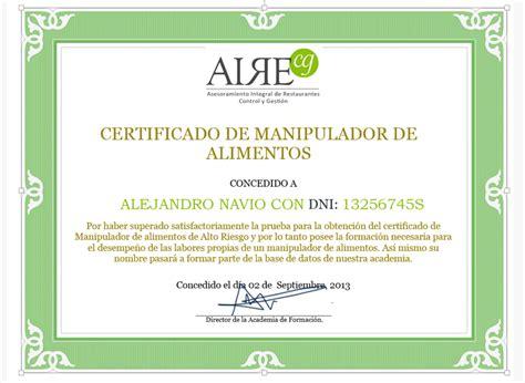 curso carnet y certificado de manipulador de alimentos 8 - Carnet Manipulador De Alimentos Online