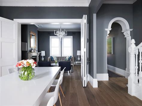 dark gray walls creating luxurious home interiors with greg natale