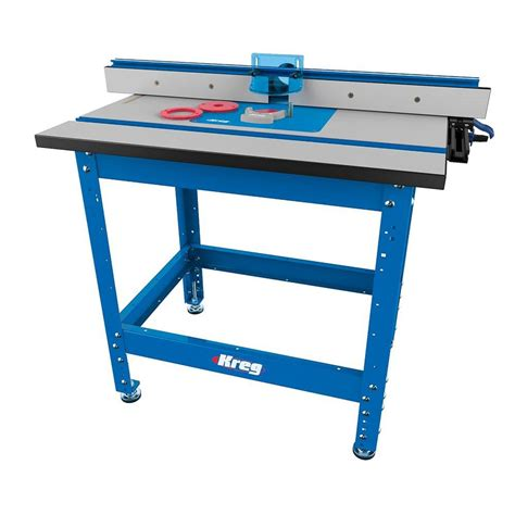 kreg router table replacement parts kreg precision router table system prs1045 the home depot