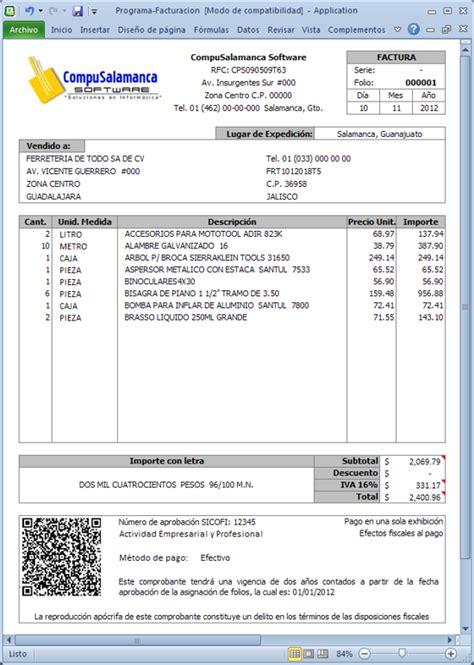 para manejar series de facturas al momento de registrar una venta compuirapuato