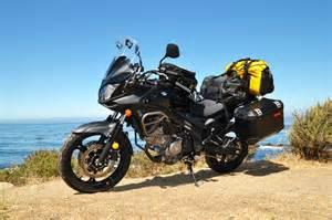 Suzuki Dl650 Adventure Review Suzuki V Strom 650 Adventure Bikes Reviews