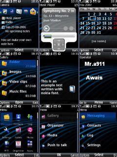 themes clock nokia 6500 download official nokia 6500 slide theme nokia theme