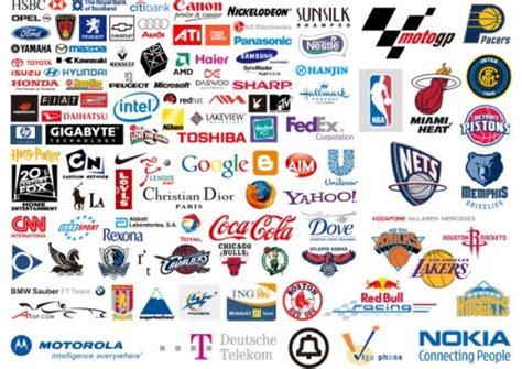 Logo Collection: Famous Logos part 1