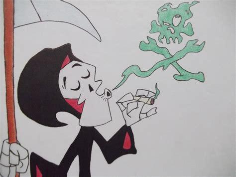 imagenes de calaveras fumando mota puro huesos la muerte soy un yonki