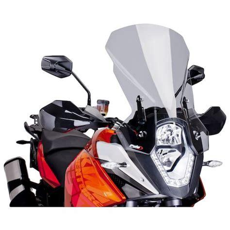 Ktm 1190 Adventure Windscreen Puig Touring Windscreen Ktm 1190 Adventure 1290