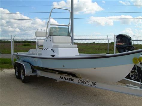 majek boats texas slam majek bay boat 21 texas slam boats for sale