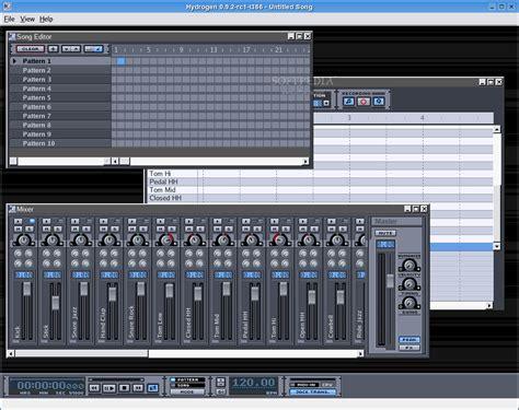 drum pattern hydrogen download hydrogen linux 0 9 6 1