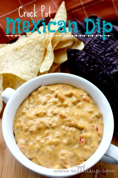 crock pot mexican cheese dip mylitter one deal at a time