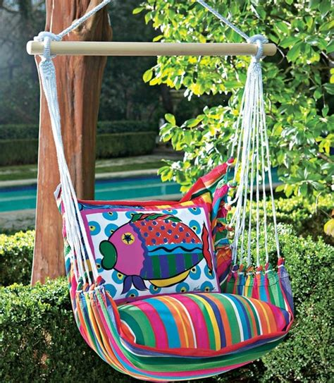 fish swing fish swing and tote tropical hammocks and swing chairs