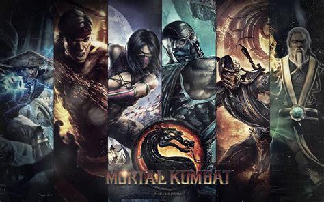 imagenes hd de mortal kombat x mortal kombat wallpaper all characters 7638 wallpaper