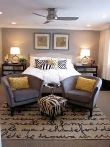 Decorating With Beige And Grey by Bedroom Decor Ideas One Gray Accent Wall With Beige On