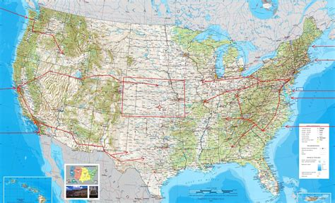 road map of usa pdf maps usa map drawing