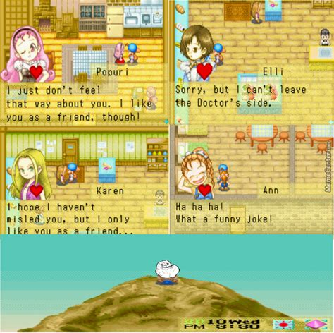 Harvest Moon Meme - harvest moon fomt foreve alone by scoracher meme center