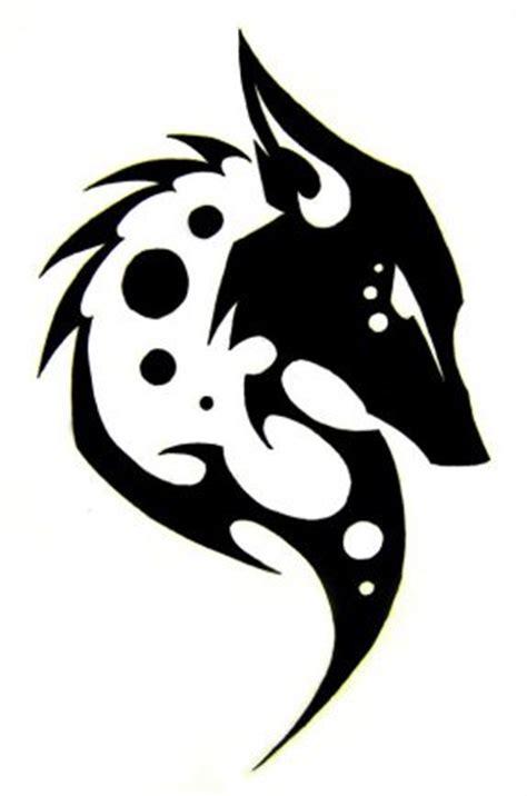 imagenes de unicornios tribales los 50 mejores tatuajes de lobos y sus significados