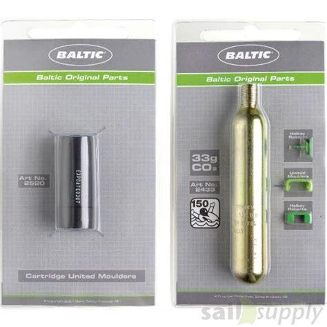 reddingsvest baltic baltic reddingsvest herlaadset 33 gr co2 cilinder