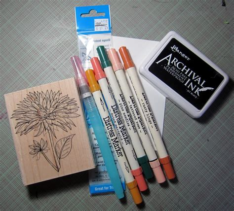 Crafts With Paper And Markers - marker crafts