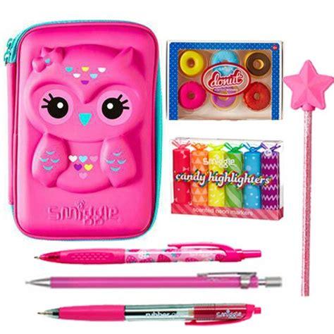 Smiggle Flip Jam Tangan Smiggle Ori Jual Smiggle Owl Hardtop Pencilcase Gift Pack Ori Di Lapak