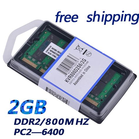 ddr2 laptop ram price factory price notebook ram ddr2 2gb 800mhz so dimm bee