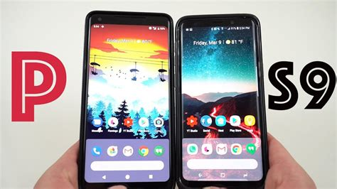 galaxy  android p features      samsung