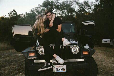 jeep couple couple jeep nature black how i wanna be with