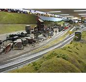 Medina Railroad Museum HO Scale Model Train Layout 46  Flickr