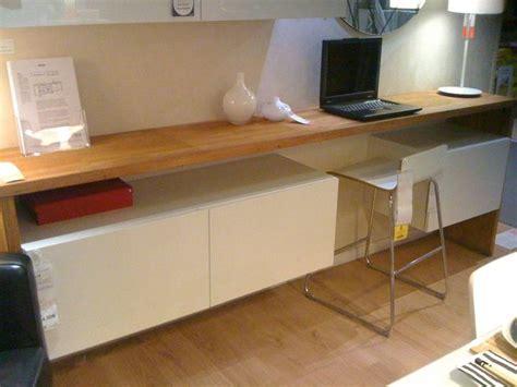 meubles de cuisine ik饌 les 25 meilleures id 233 es de la cat 233 gorie bureau ikea sur