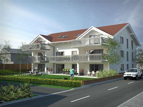 architekten kempten mehrfamilienhaus kempten stadtweiher architekten chechelski
