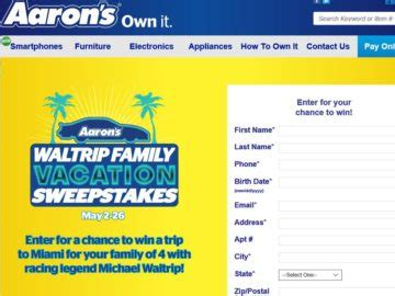 Free Family Vacation Sweepstakes - ford experience tour sweepstakes upcomingcarshq com
