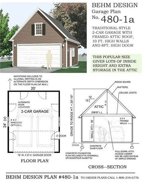 double car garage plans 1000 ideas about two car garage on pinterest garage