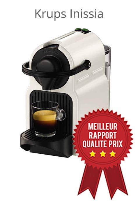 Comparatif Machine à Café 1240 by Machine A Cafe Nespresso Comparatif