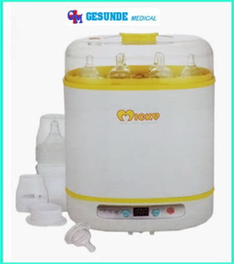 Micko Digital Bottle Warmer by Sterilizer Botol Bayi Multifungsi Toko Medis Jual Alat