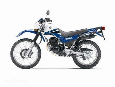 Yamaha Xt225we Serow